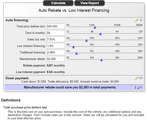 Ent Federal Credit Union Auto Loan Rates And Calculators
