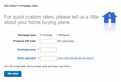 bank of america mortgage calculator closing costs