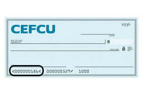 CEFCU Routing Number and SWIFT Code - American Credit Center